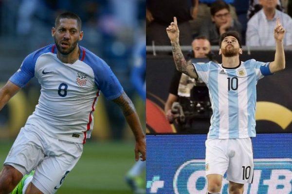 En vivo Estados Unidos vs Argentina