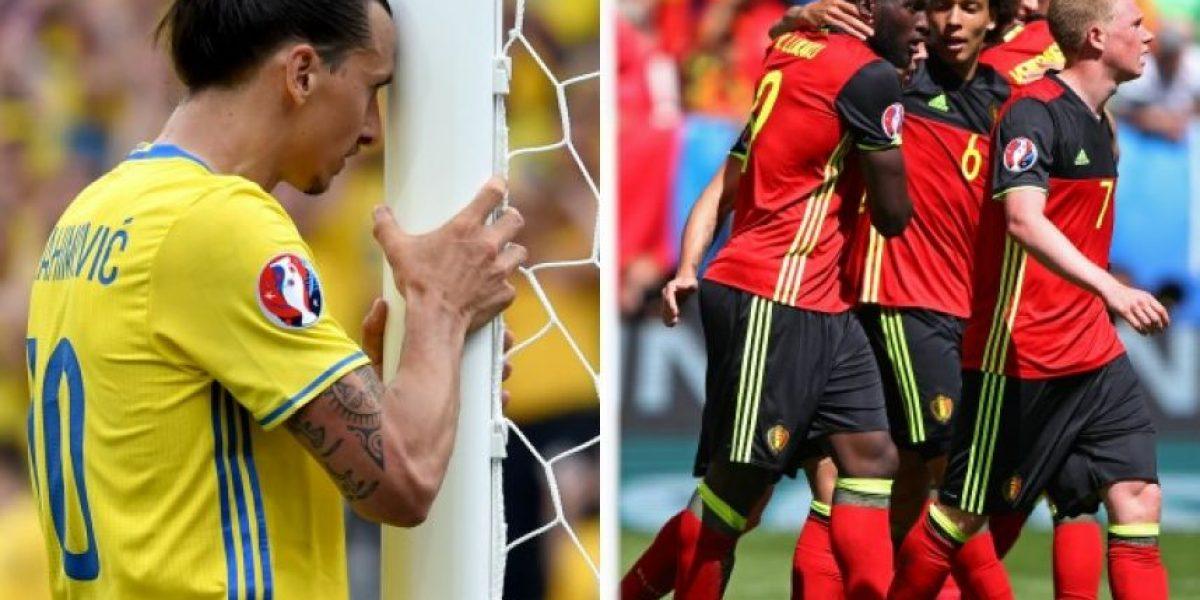 A qué hora juega Bélgica con Suecia en la Eurocopa 2016