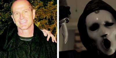 Dane Farwell personificó a Ghostface en la película 'Scream'