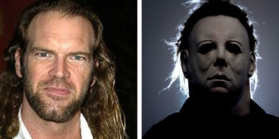 El actor Tyler Mane como Michael Myers en 'Halloween'