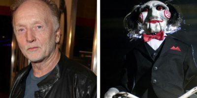 Tobin Bell interpretó a Saw en el filme ' El Juego de Miedo'