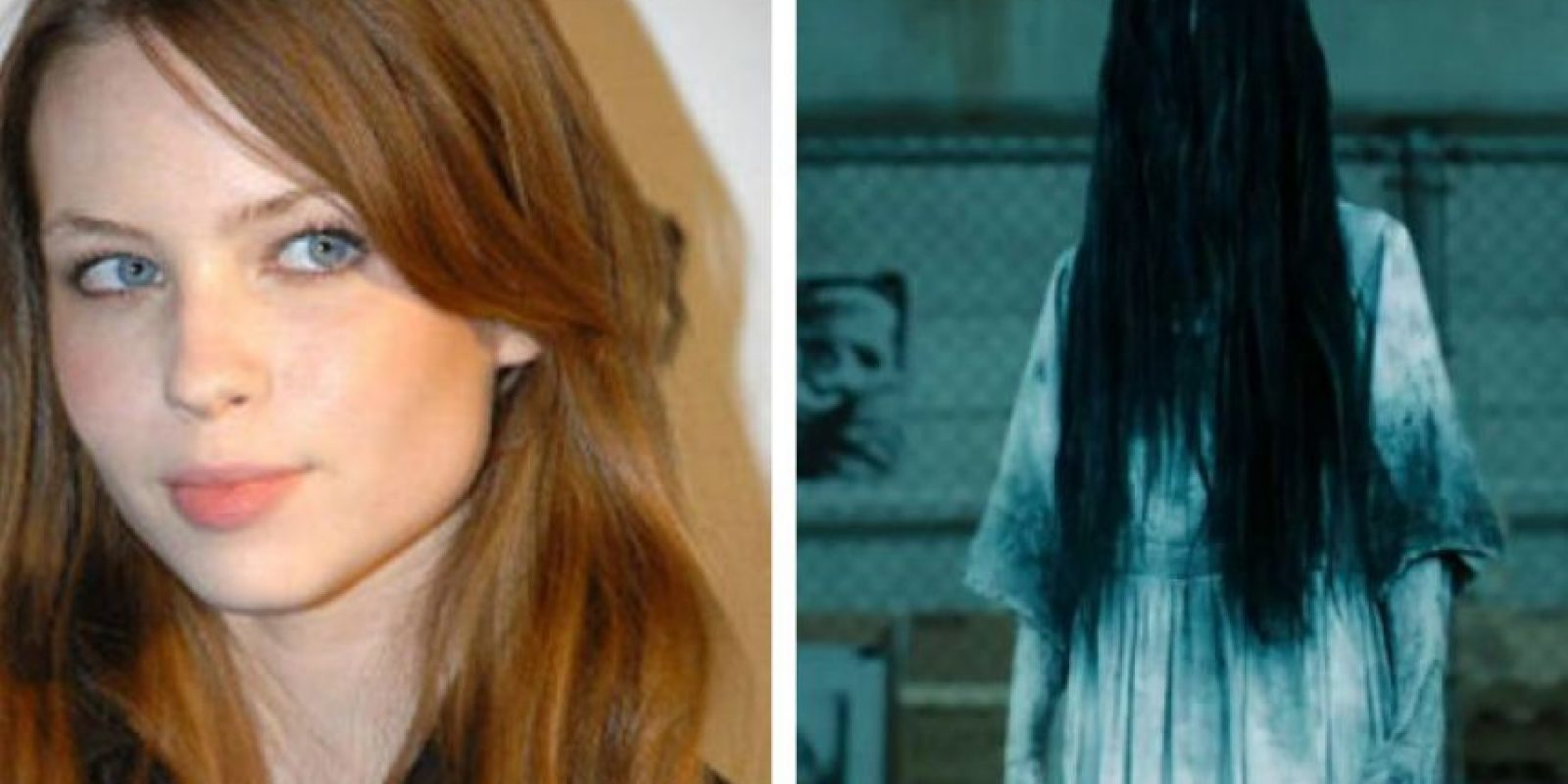 Daveigh Chase le dio vida a Samara Morgan en el filme 'El Aro'