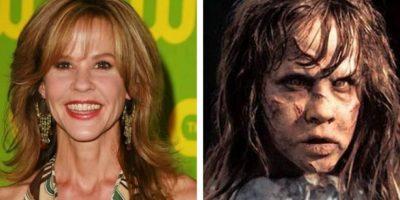 Linda Blair le dio vida a Regan MacNeil en 'El Exorcista'