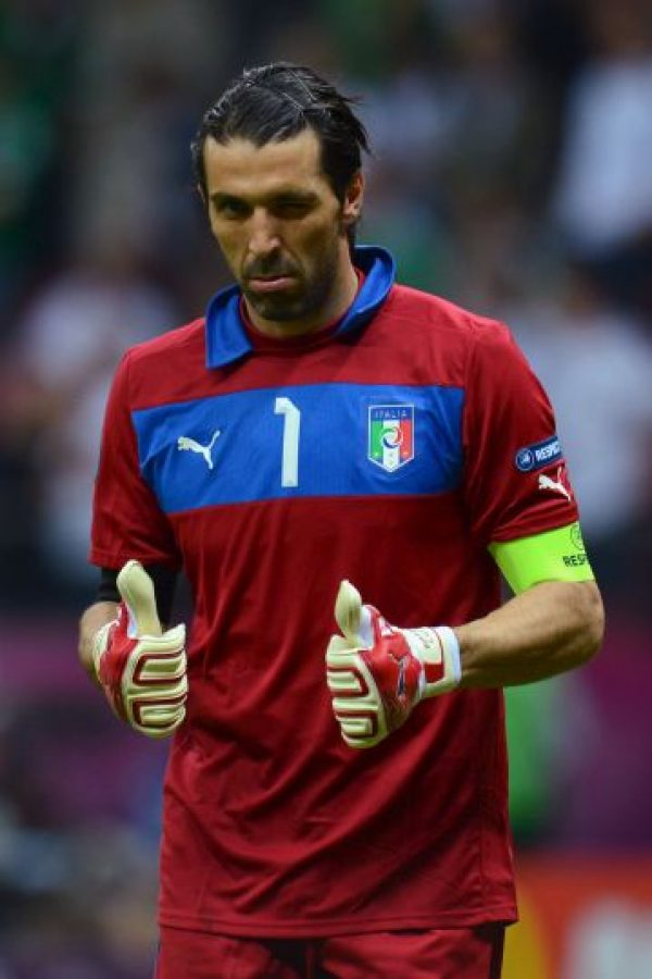 Gianluigi Buffon (Italia) Foto: Getty Images