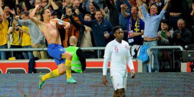 Sin embargo, uno de los más recordados es su impresionante gol de tijera desde fuera del área ante Inglaterra Foto:Getty Images