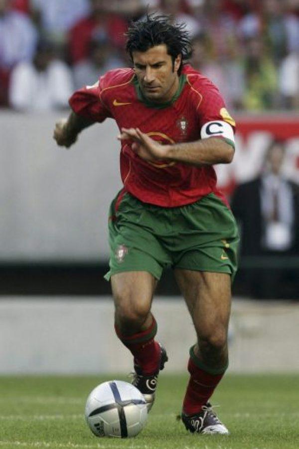 Luis Figo (Portugal)
