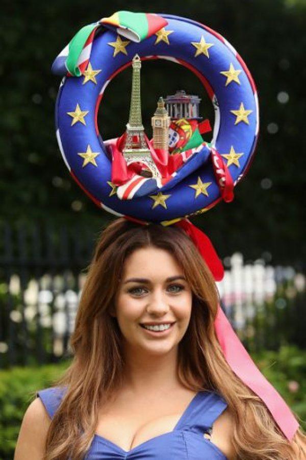 En diversas zonas de Reino Unido se llevaron las últimas campañas rumbo al referéndum Foto:Getty Images