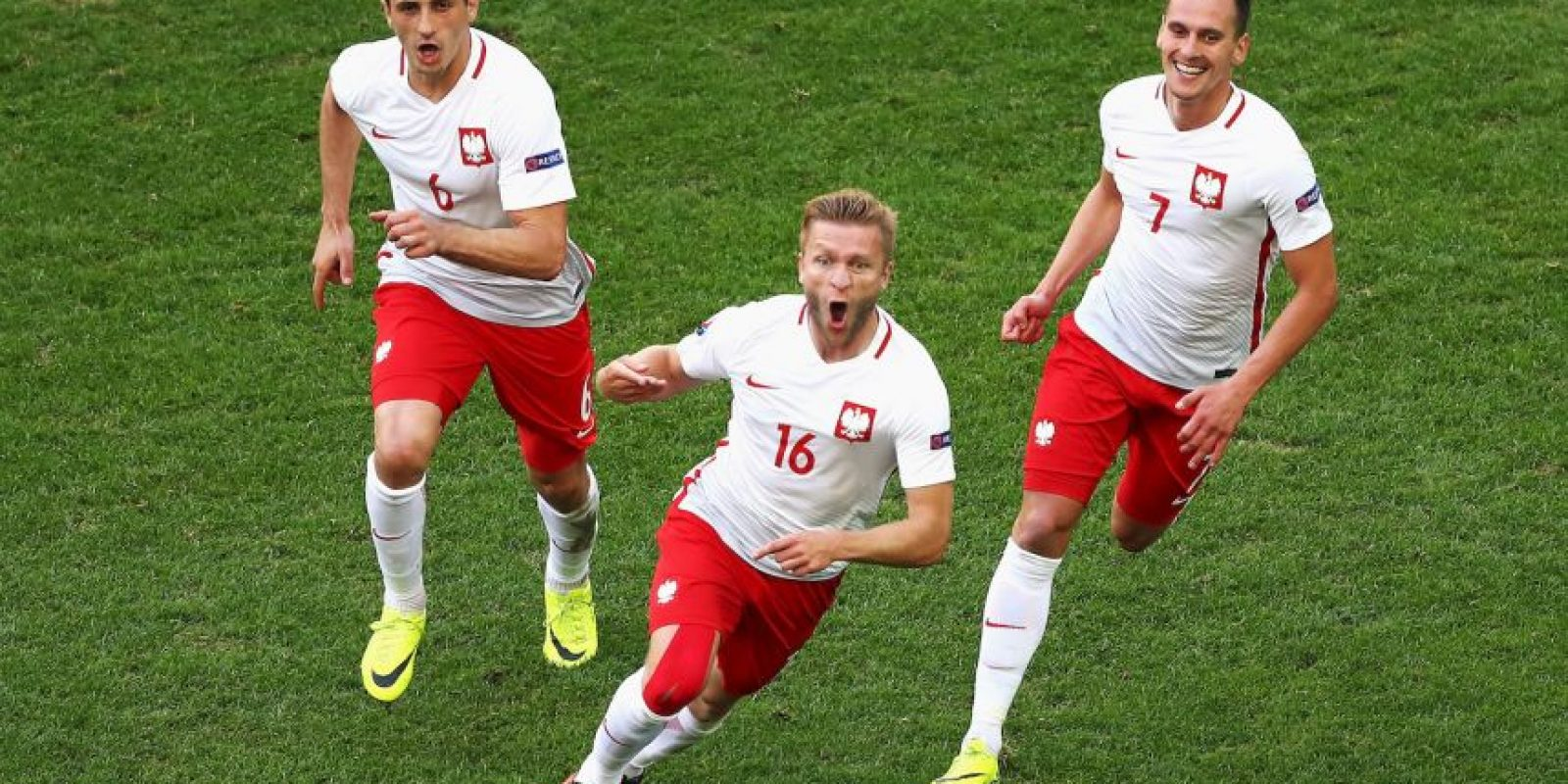 Polonia Foto:Getty Images