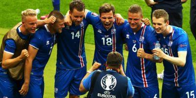 Sin embargo, vencieron a Austria en la última jugada de la tercera fecha del Grupo F y avanzó a octavos Foto:Getty Images
