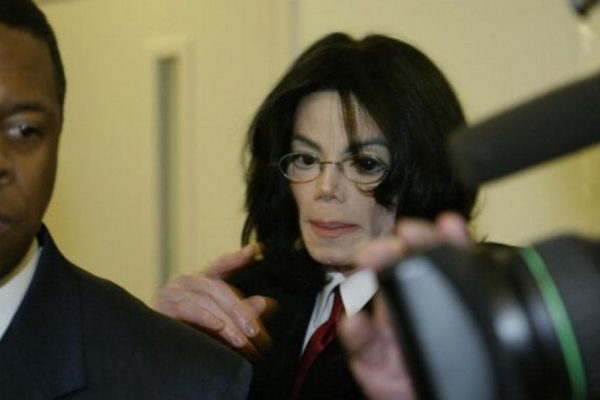 Michael Jackson tuvo esta reacción cuando registraron su casa