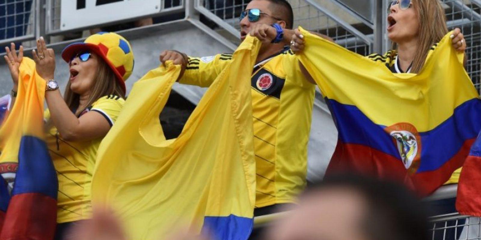 45 mil asistentes en promedio tuvo la Copa América Centenario, contando el lleno que se espera para el tercer y cuarto lugar y la final Foto:AFP