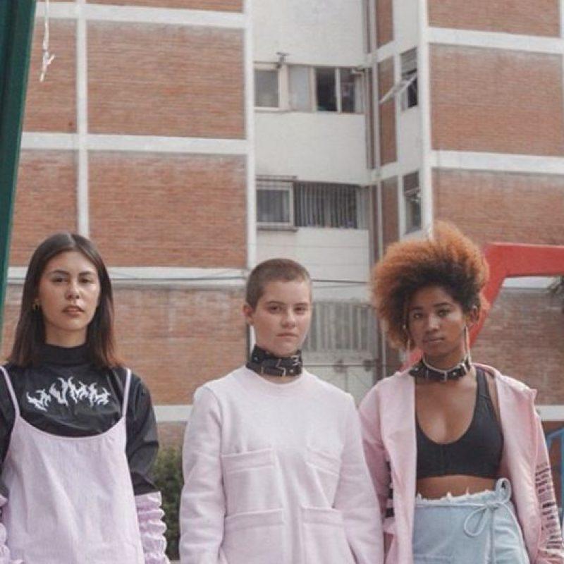 Modelos de la agencia mexicana Guerx. Foto:Instagram/Guerx