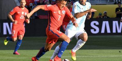 Argentina vs Chile repiten la final de la Copa América Foto:Getty Images