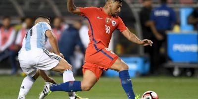 Sin embargo, luego salió a aclarar que Chile será campeón hasta el 2019 Foto:Getty Images
