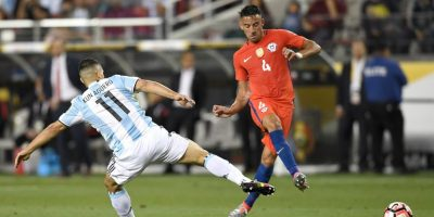Argentina vs. Chile Foto:Getty Images