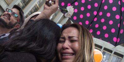 Quizá desde hoy, muchos colombianos sienten que eso se acaba. Foto:vía AFP