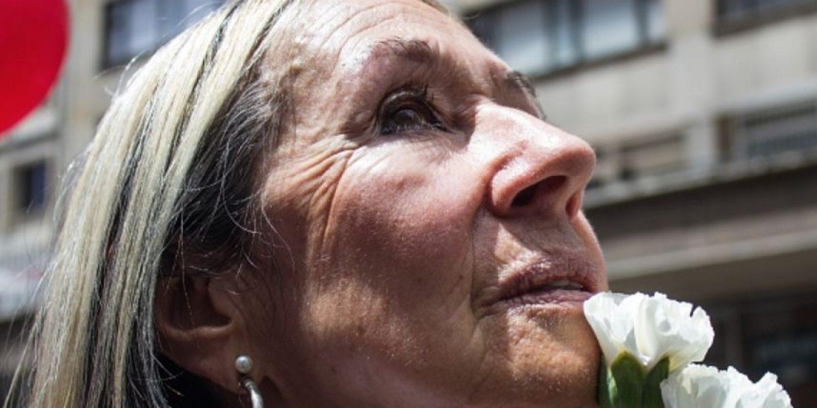 De muertos propios y ajenos. Foto:vía AFP