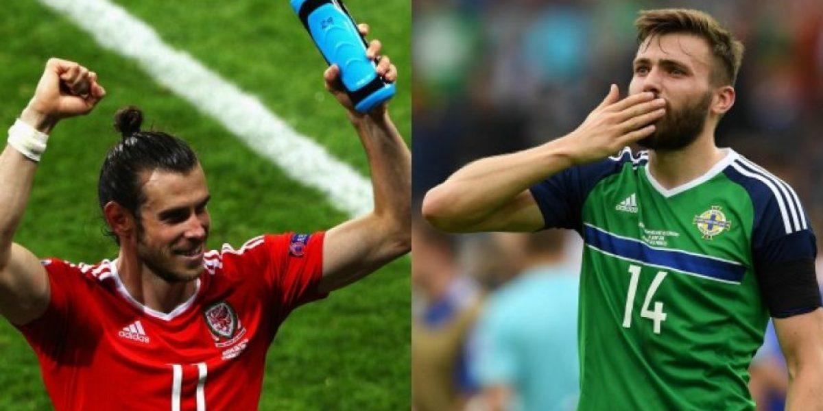 Eurocopa: En vivo Gales vs Irlanda del Norte