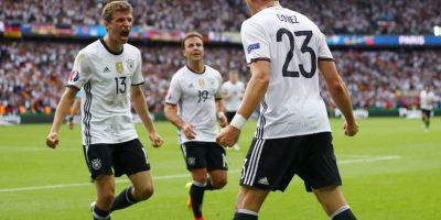 Alemania no quiere darle tregua a los debutantes Foto:Getty Images