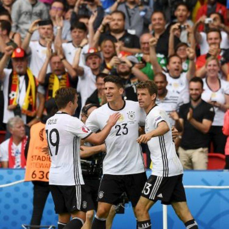 Alemania es la gran favorita a quedarse con el título Foto:Getty Images