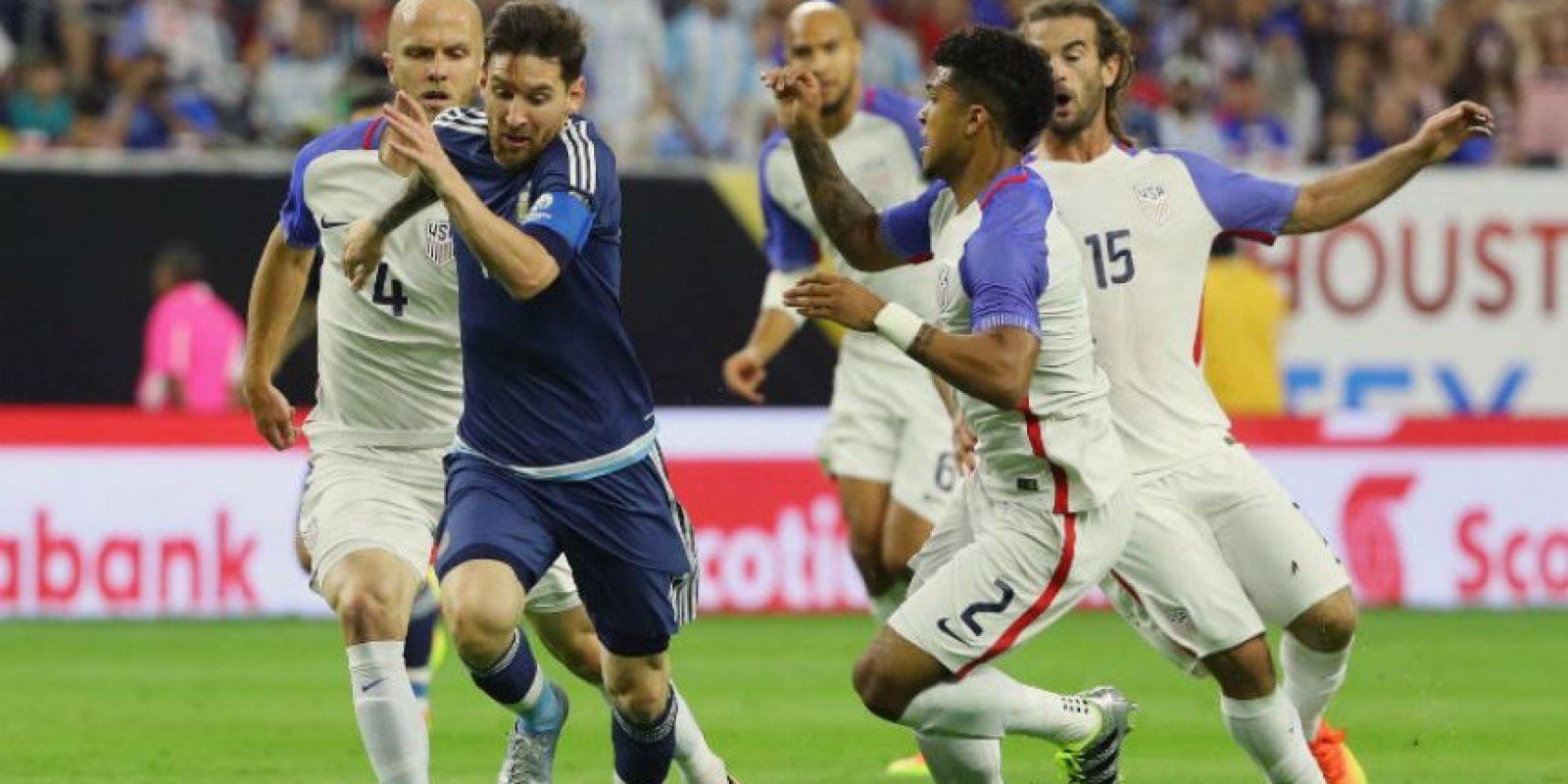 10. Se han jugado cinco Eurocopas Foto:Getty images