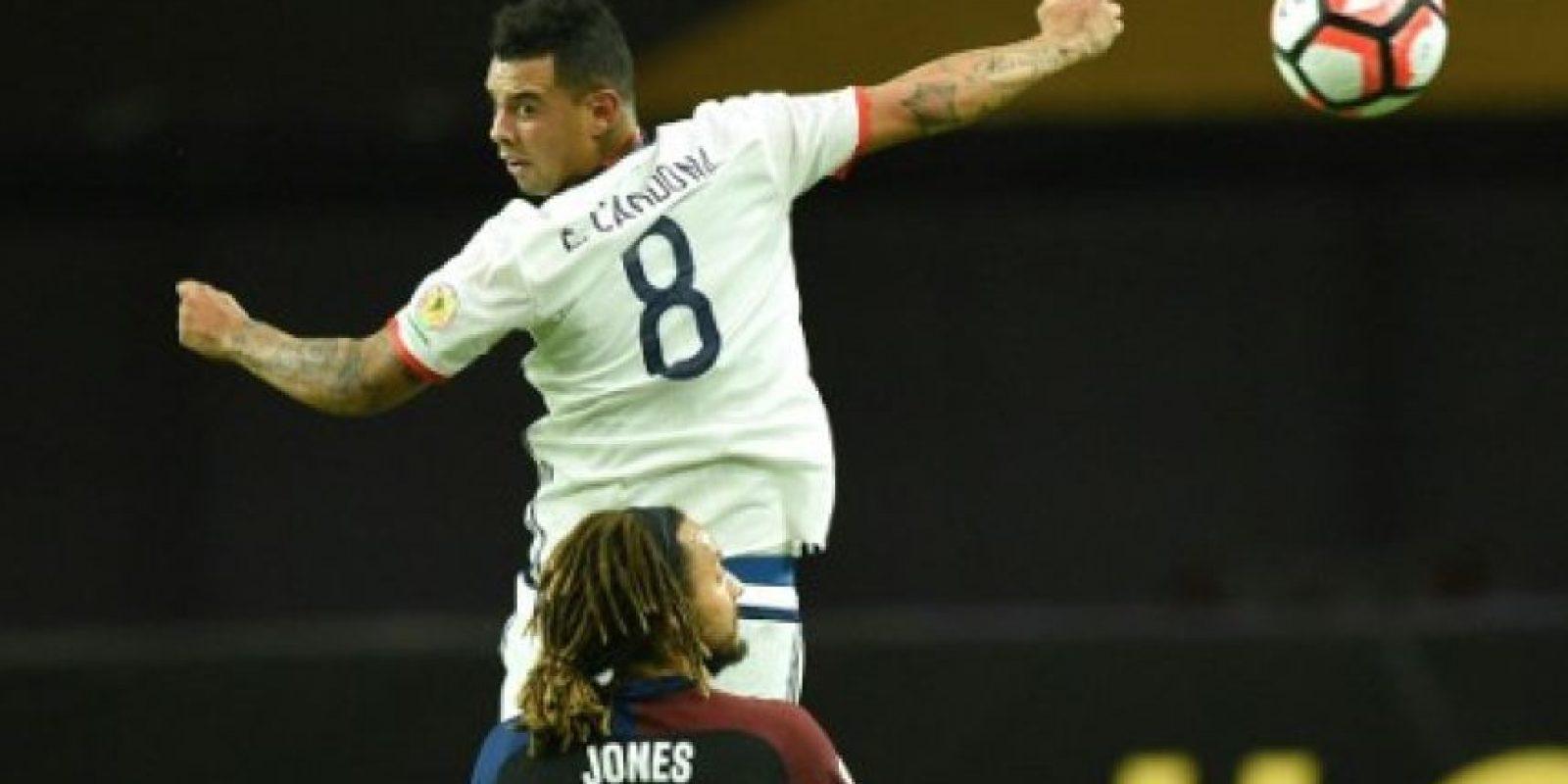Esto, después de un gol hecho por Carlos Bacca. Foto:vía Getty Images