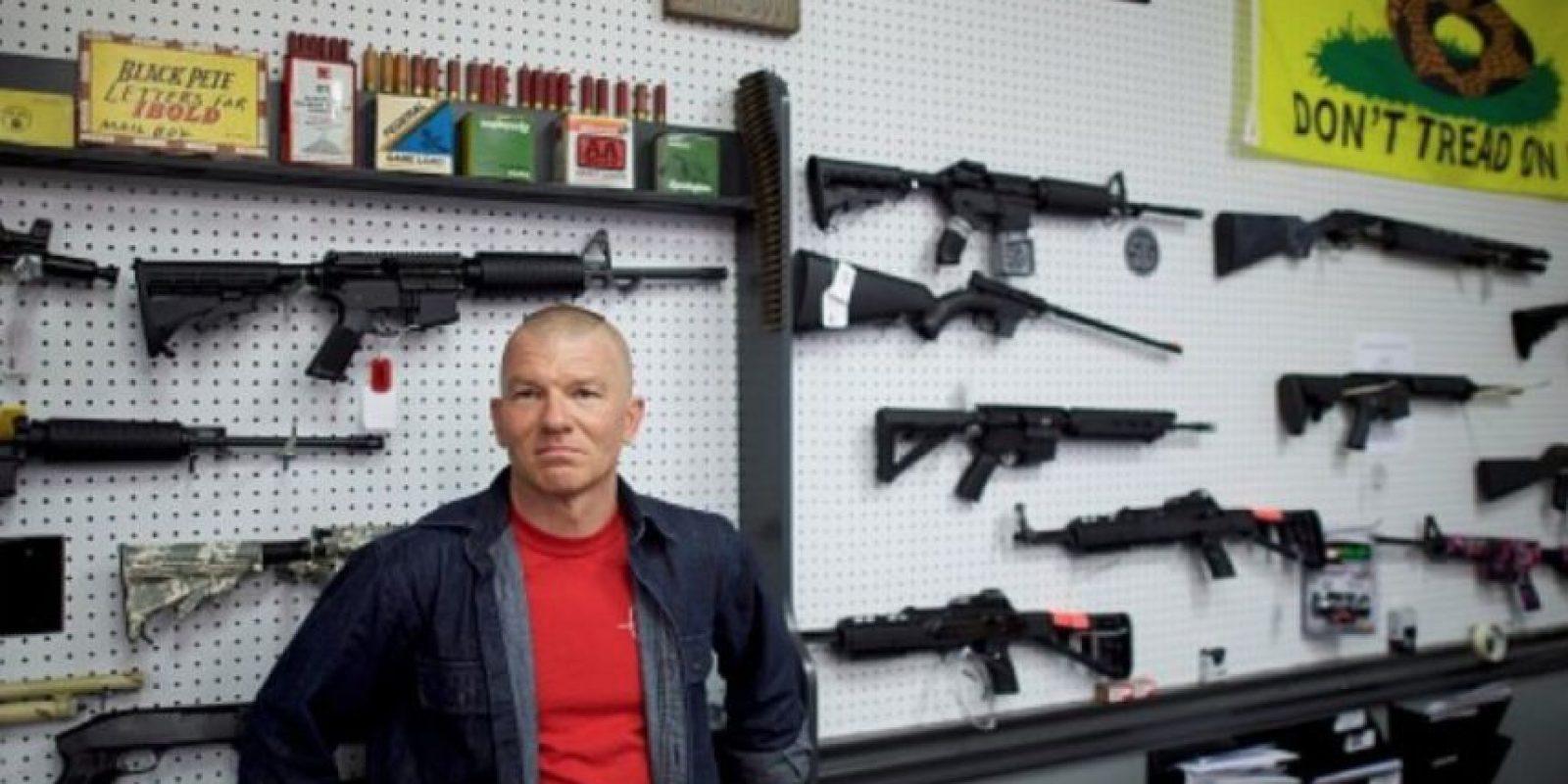 Cada vez son más frecuentes los tiroteos masivos. Foto:Getty Images