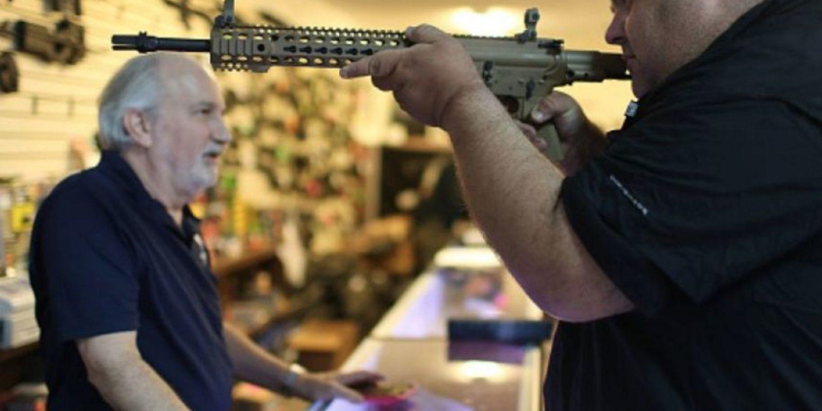 Entre 2000 y 2007 hubo 6.4 tiroteos masivos cada año, en promedio. Foto:Getty Images
