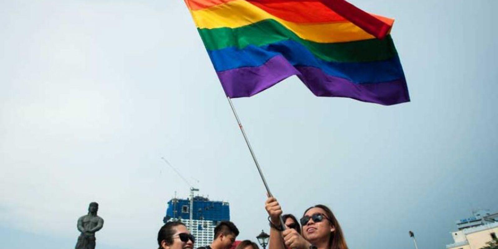 El Día Internacional del Orgullo LGBT se celebra cada 28 de junio. Foto:Getty Images