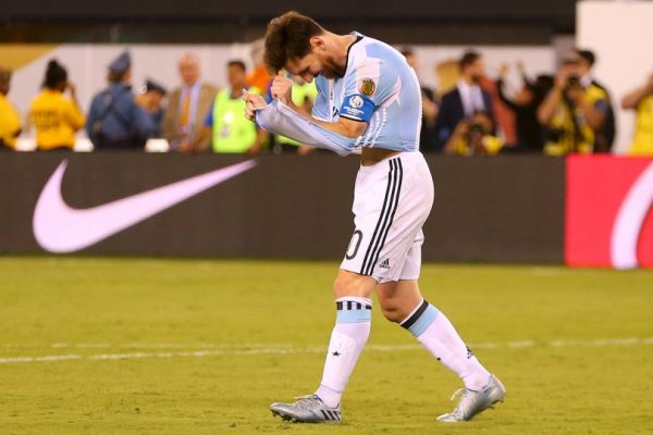 La escandalosa sequía de goles de Argentina en finales