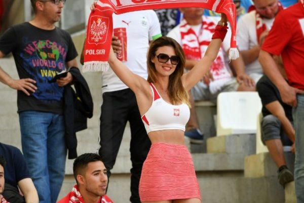 Euro 2016: Las aficionadas más guapas de los 8 mejores del torneo