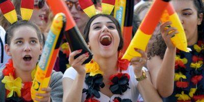 Alemania Foto:AFP