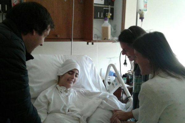 Sonrisa de la monja Cecilia María antes de morir es viral