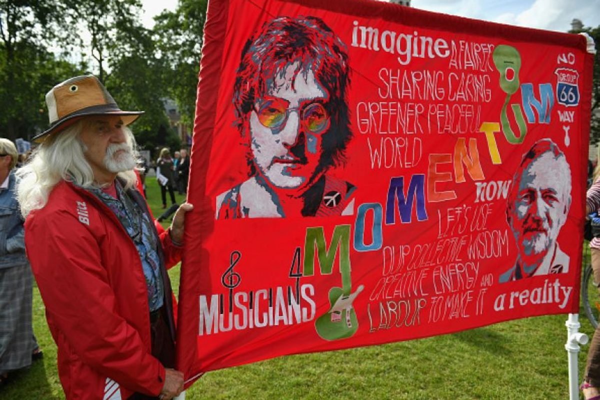 Y se espera otra protesta este martes 28 de junio. Foto:Getty Images