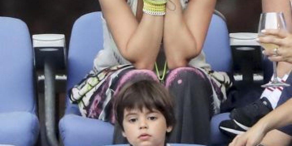 Reacción de Shakira ante la eliminación de España