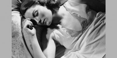 Muchas personas sufren bastante antes de lograr dormir. Foto:Getty Images