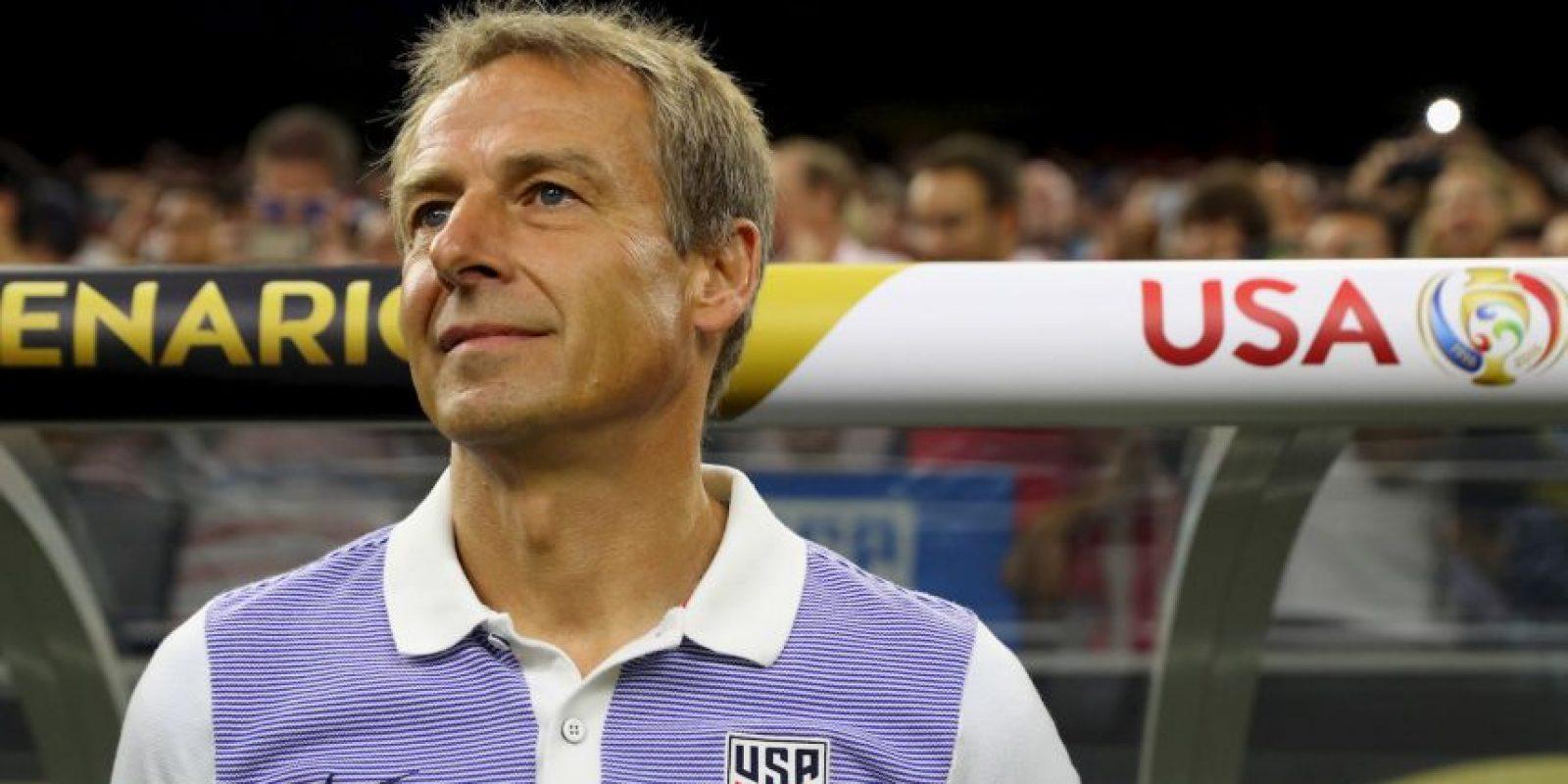 El técnico viene de dirigir a Estados Unidos en la Copa América Centenari Foto:Getty Images