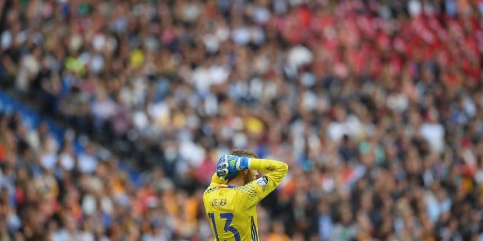 ¿Se acaba una era para la selección española? Foto:Getty Images