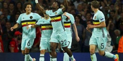 Bélgica demostró en octavos sus credenciales y goleó por 4 a 0 a Hungría Foto:Getty Images