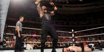 Y peligra su participación en el próximo Battleground Foto:WWE