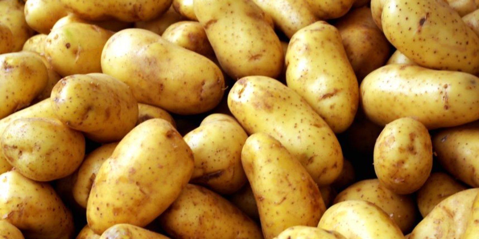 Existen más de 570 variedades de papas en Ecuador. Foto:Internet