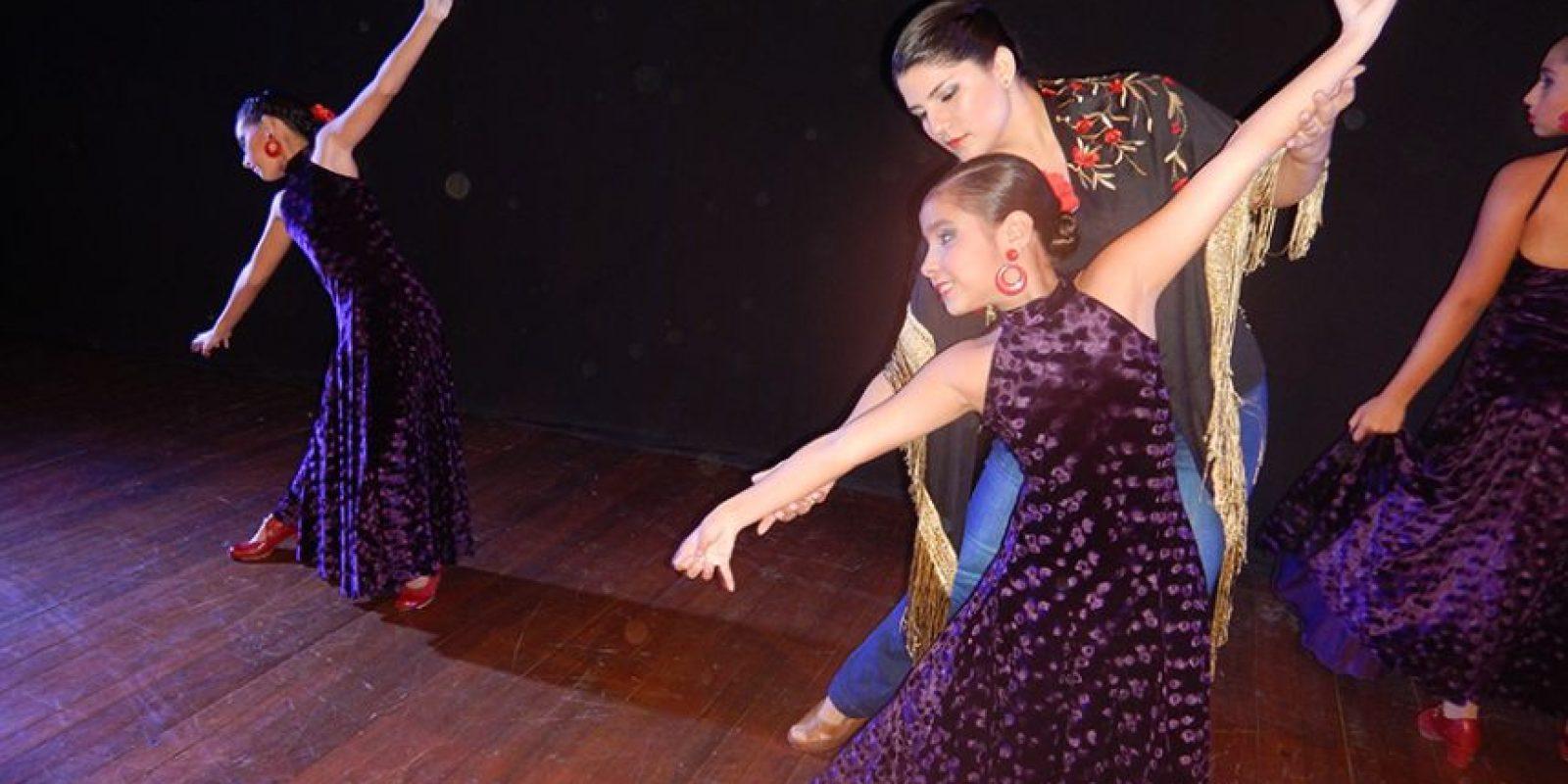 Adriana Féliz es la coreógrafa principal de Andanzas. Foto:Eva Acosta