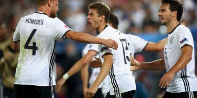 Alemania sigue haciendo valer su papel de favorito en la Eurocopa Foto:Getty Images