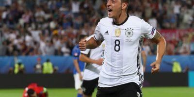 En cuartos de final sufrió para vencer a Italia y tuvo que ir a los penales, donde venció por 6-5 Foto:Getty Images
