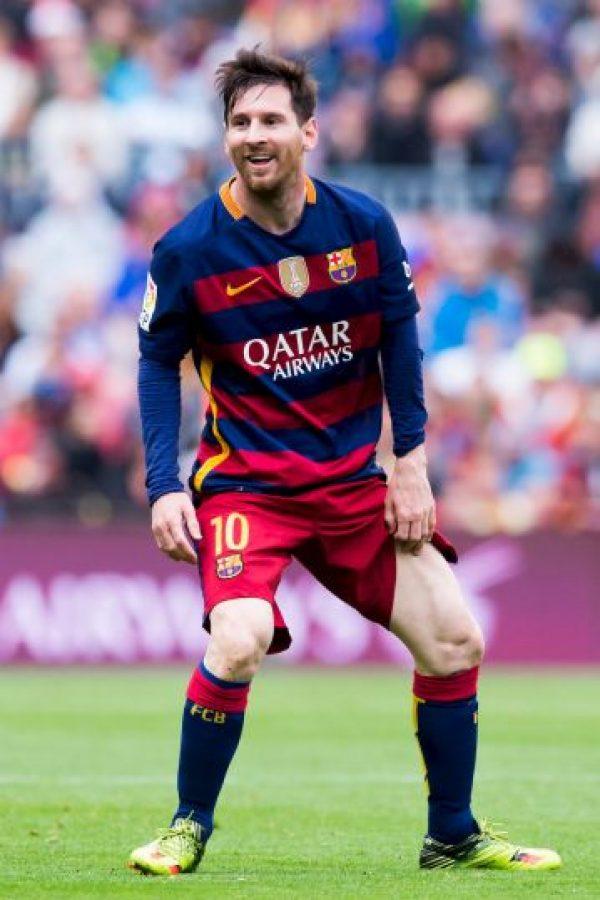 ¿Imaginan a Lionel Messi jugando en otro club, diferente al Barcelona? Foto:Getty Images
