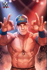 Así lucirán las estrellas de WWE en los cómics Foto:WWE