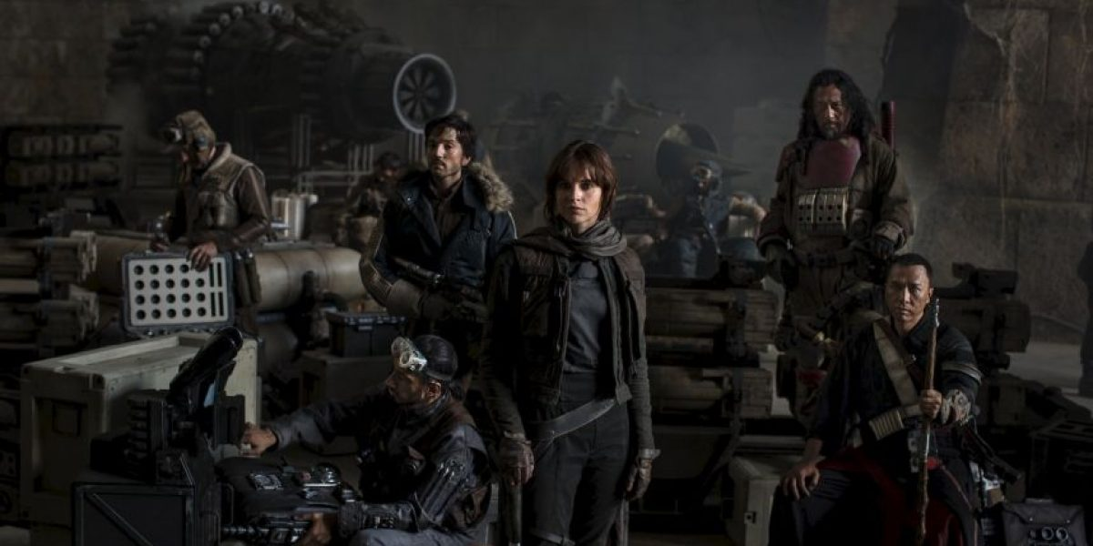 Rogue One: A Star Wars Story, nuevo póster y escenas inéditas