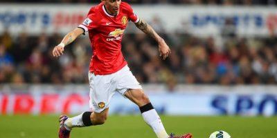 Cuatro años después, en 2014, Manchester United canceló 75 millones de euros por su pase Foto:Getty Images