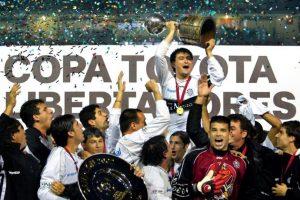 Paraguay también tiene tres títulos de la Copa América y todos son de Olimìa Foto:AFP