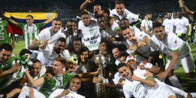 Atlético Nacional marcó 12 goles en la fase de grupos y no recibió ninguno Foto:AFP